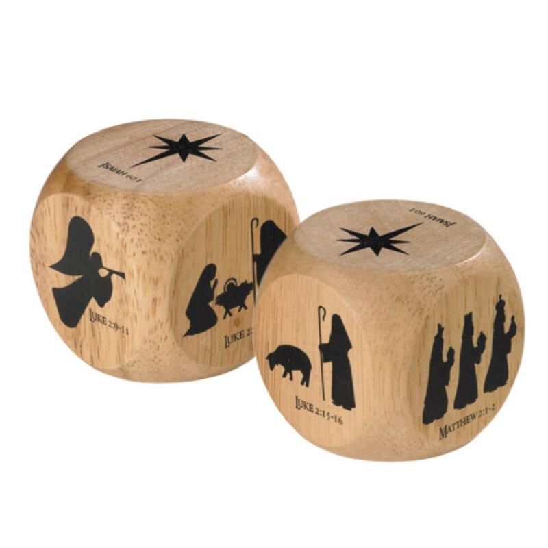 Christmas Story Cube - 6/pk