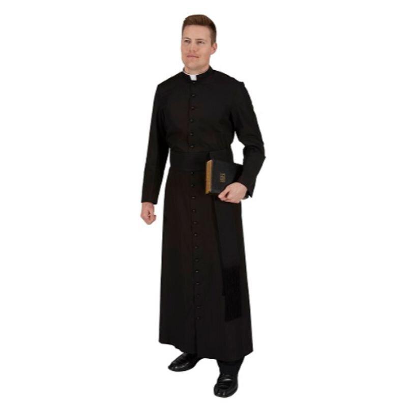 Summertime Roman Cleric Cassock