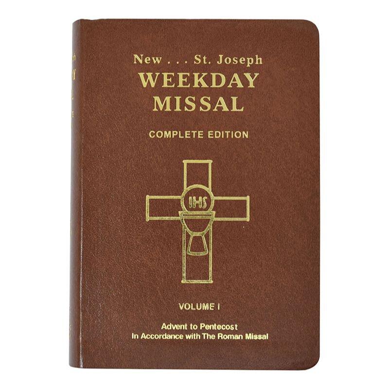 Saint Joseph Weekday Missal Vol. 1