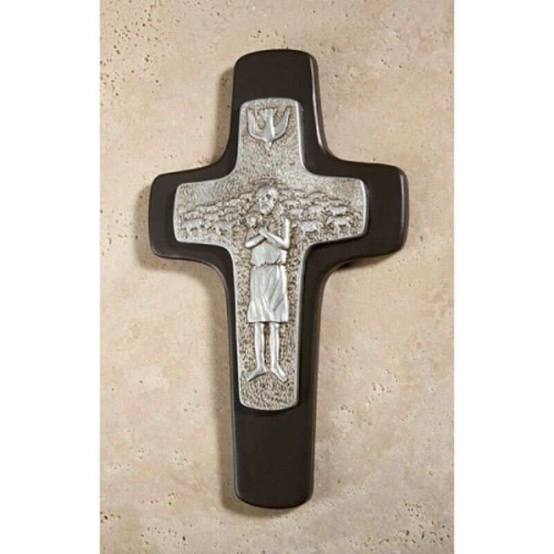 """10"""" Good Shepherd Cross"""