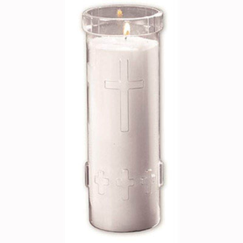 7-Day Prayerlights Sanctuary Light - 12/cs