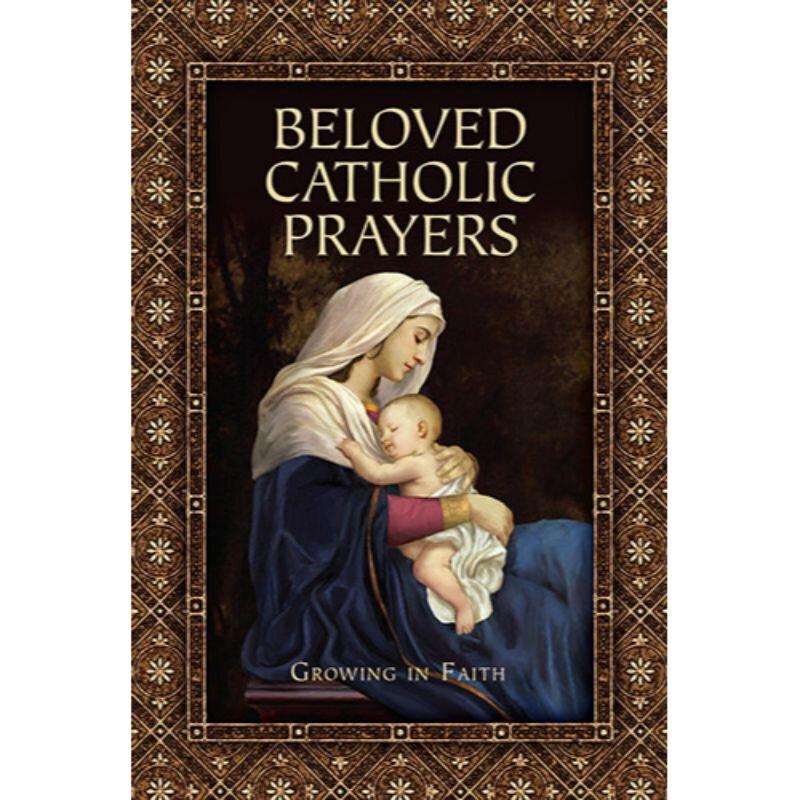 Aquinas Press® Beloved Catholic Prayers - Paperback Edition