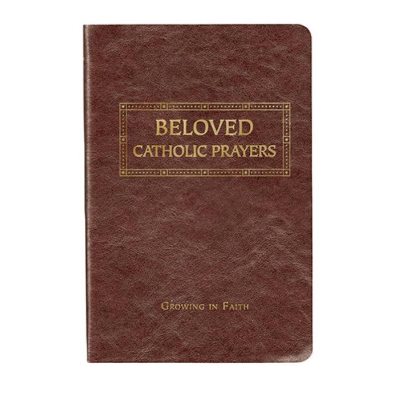 Aquinas Press® Beloved Catholic Prayers - Vinyl Cover Edition