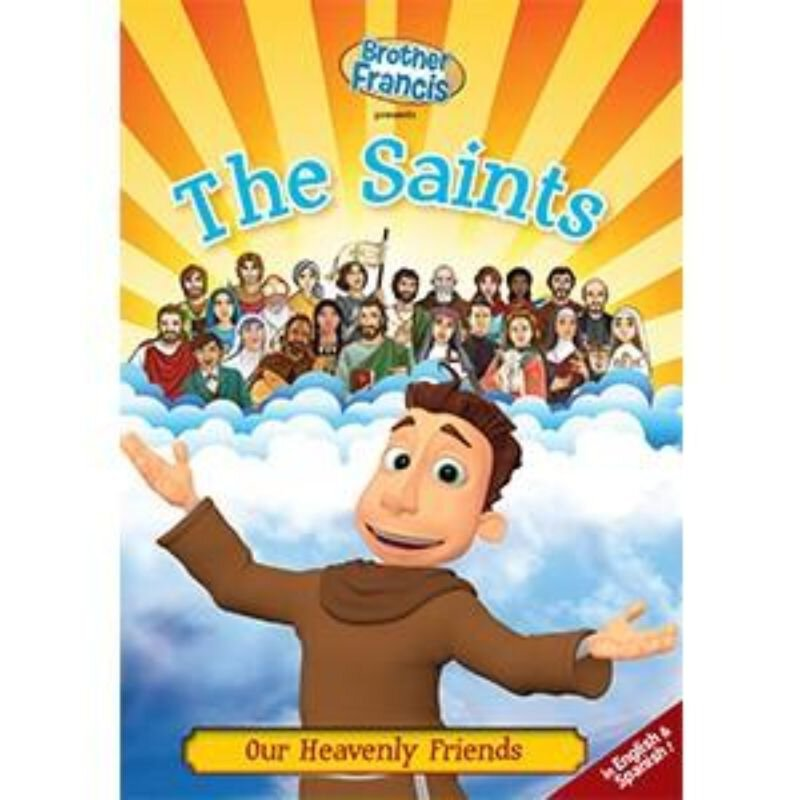 Brother Francis DVD Series: The Saints