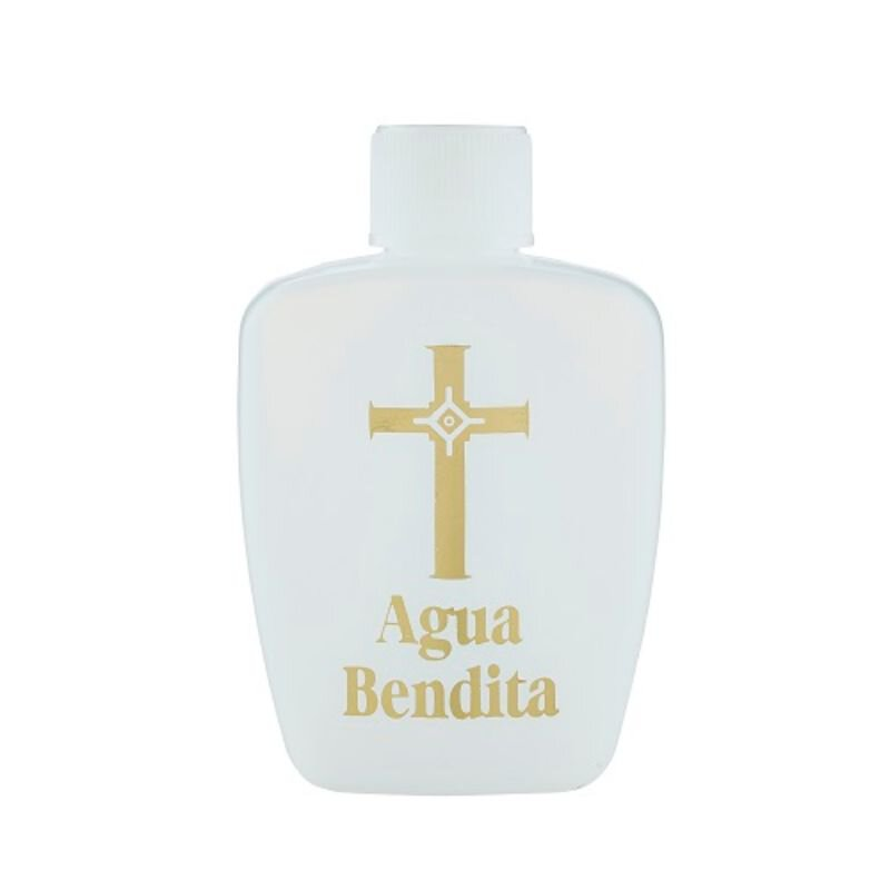Holy Water Bottle (Spanish) - 24/pk