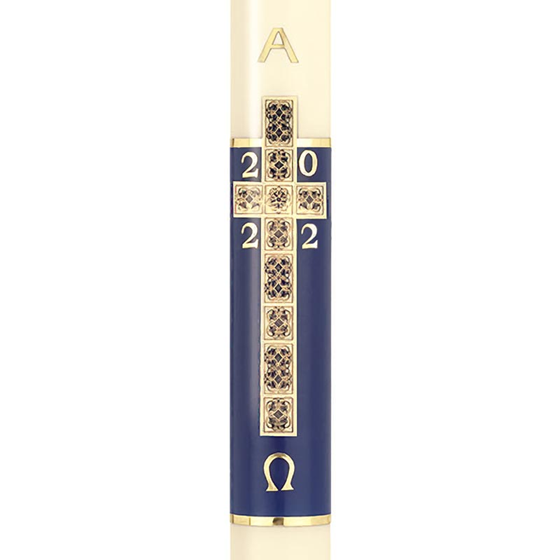 No 3 Holy Cross Paschal Candle