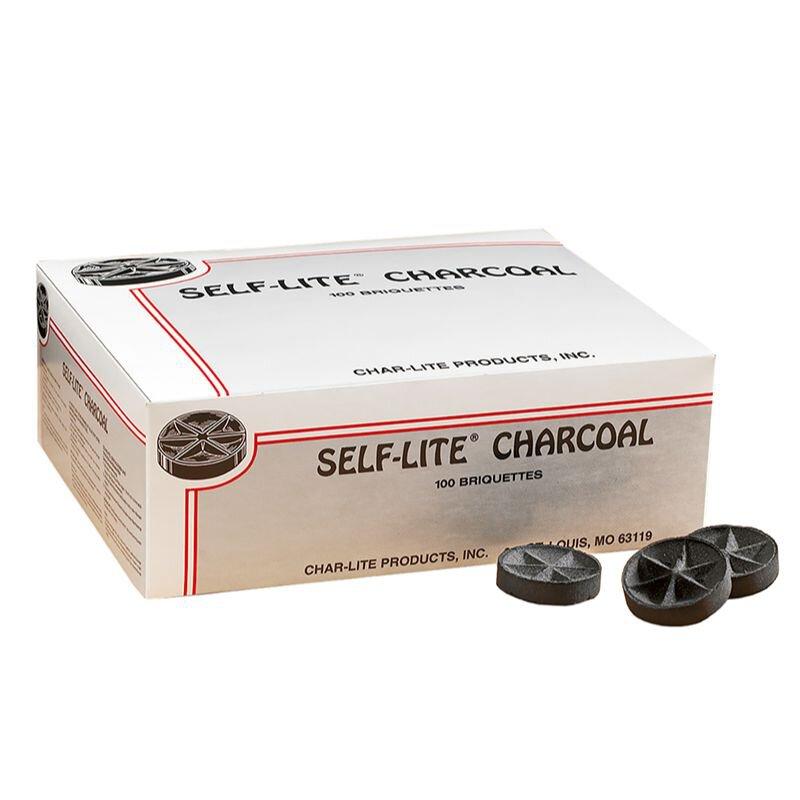 Self-Lite Charcoal Briquettes