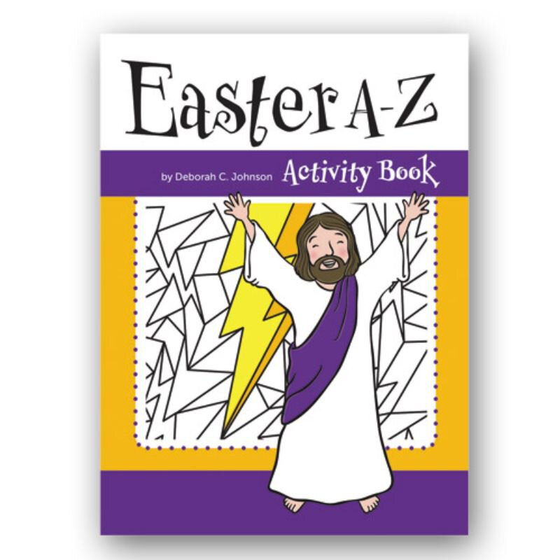 Aquinas Kids® Easter A-Z Activity Book