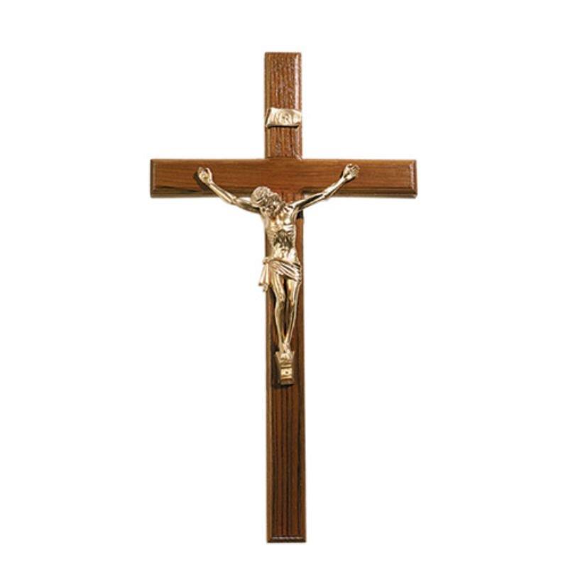 """10"""" Wall Crucifix"""