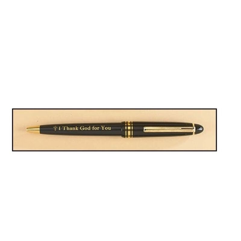 I Thank God For You Pen – 50/pk