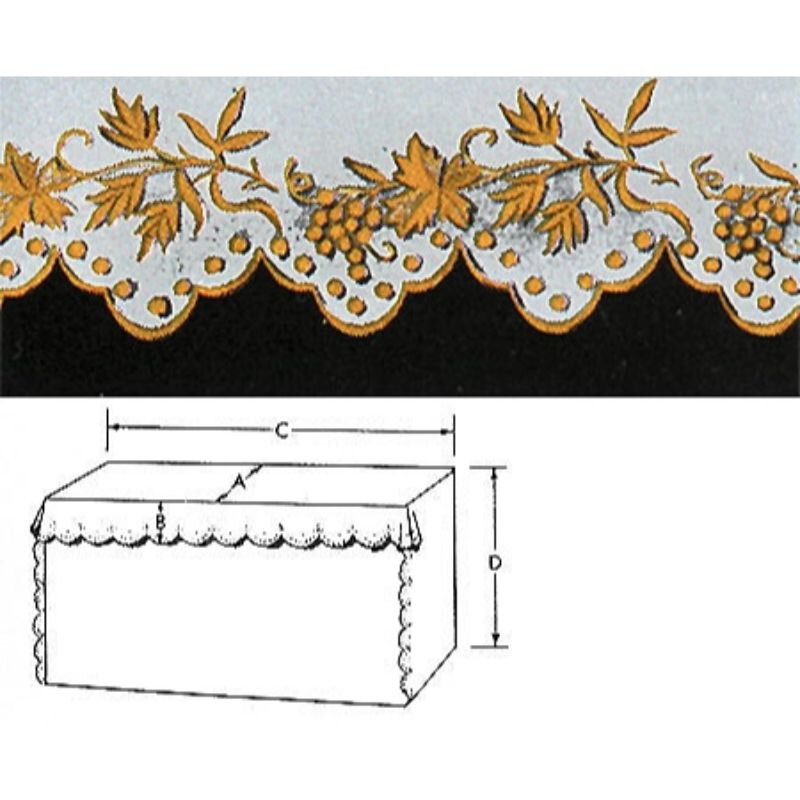 Grapevine Altar Cloth