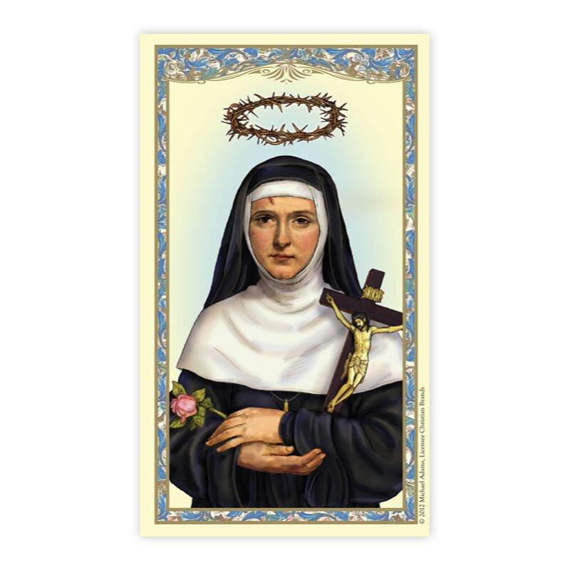 St. Rita Holy Card - 100/pk