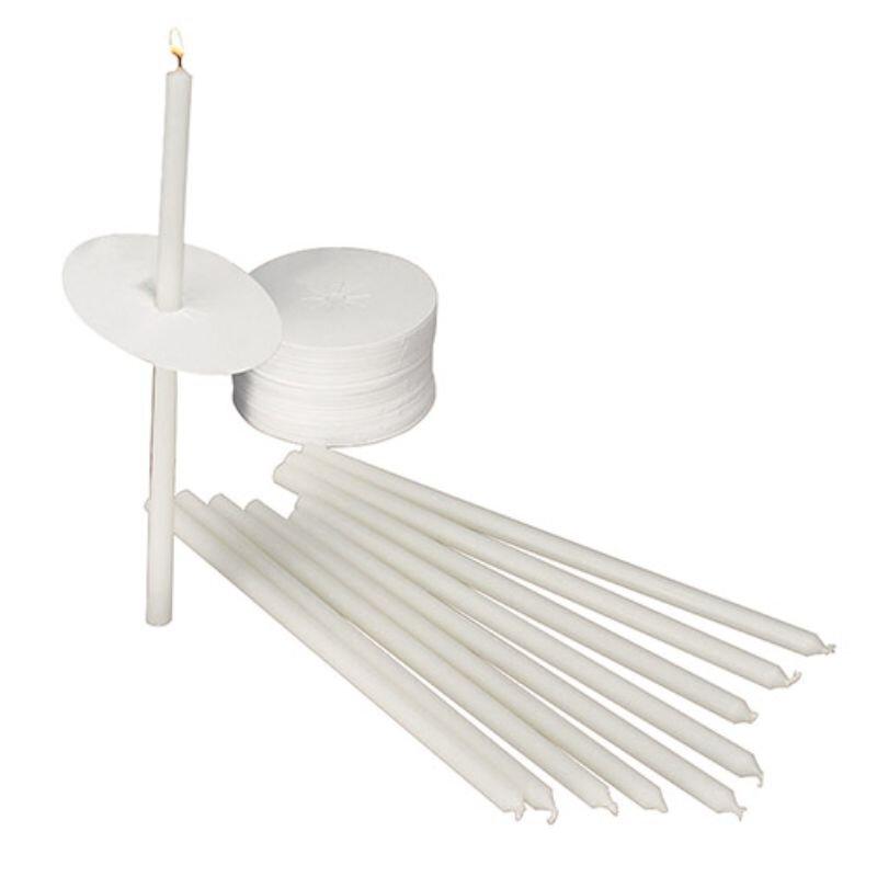 """8-1/2"""" Candlelight Service Kit - 50/bx"""