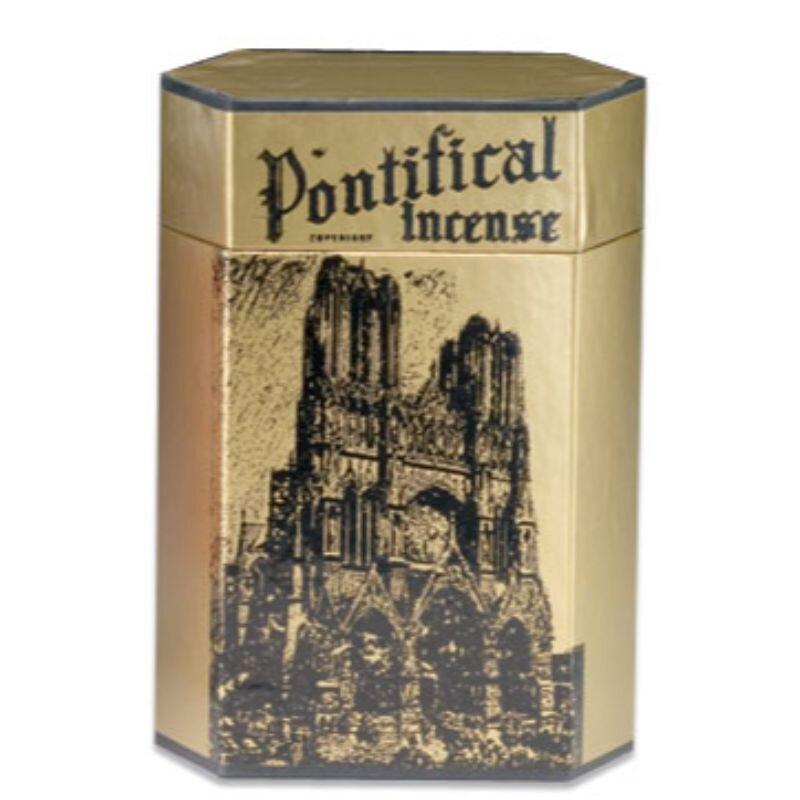 Pontifical Incense 1 LB Box