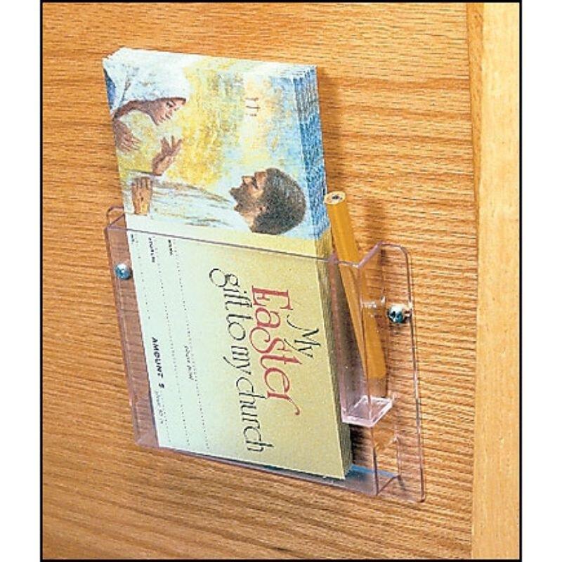 Envelope Rack/Pencil Slot