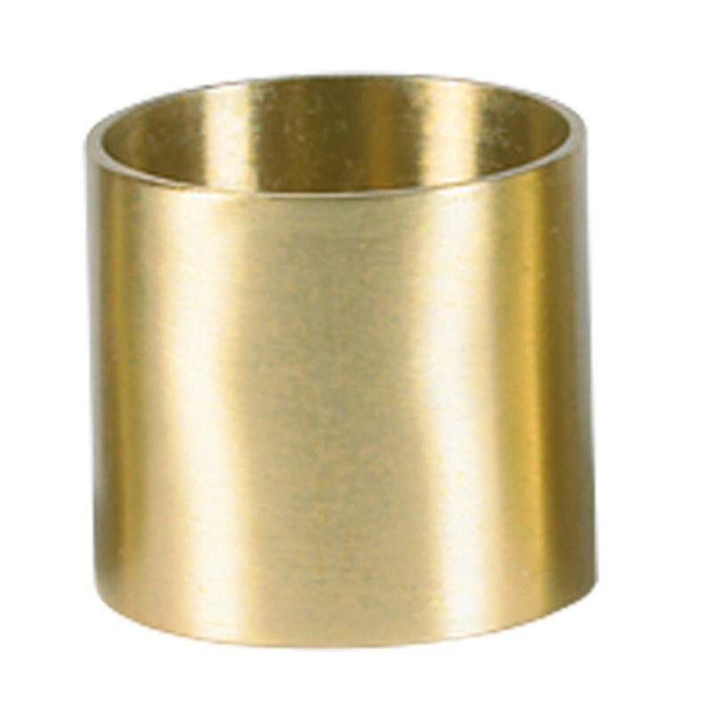 """1.5"""" Wilbaum Brass Sockets - 4/PK"""
