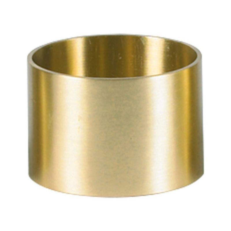 """1.5"""" Wilbaum Brass Sockets - 2/PK"""
