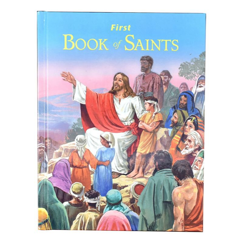 New St Joseph First Book of Saints