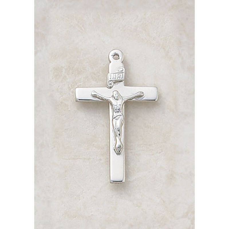 Creed® Sterling Silver Crucifix