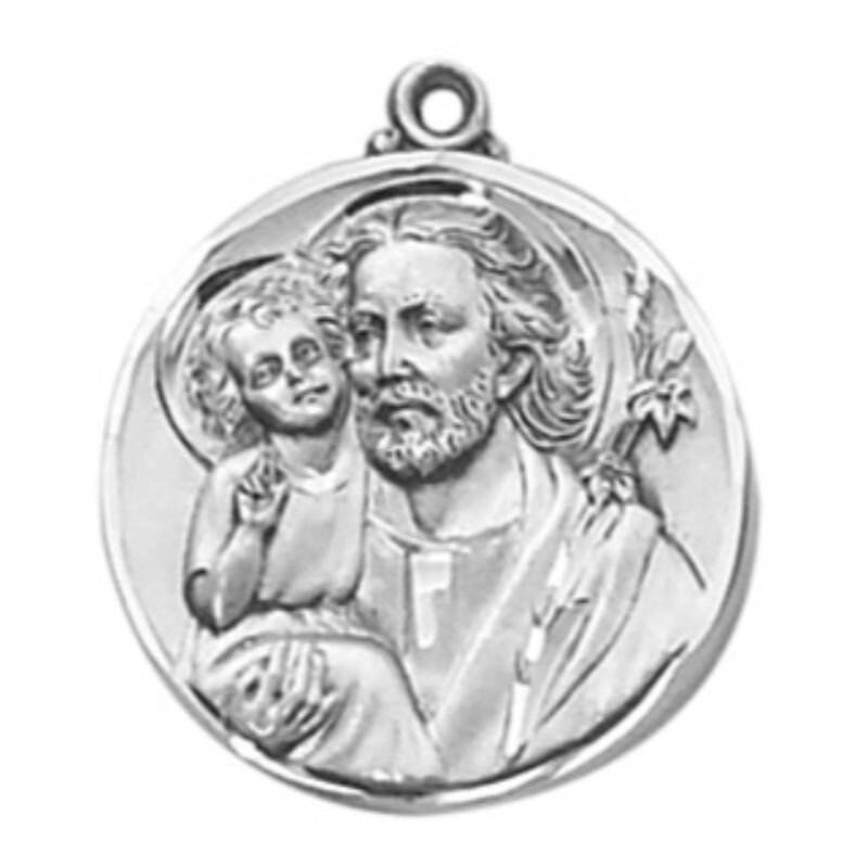 Creed® Heritage Collection St. Joseph Medal