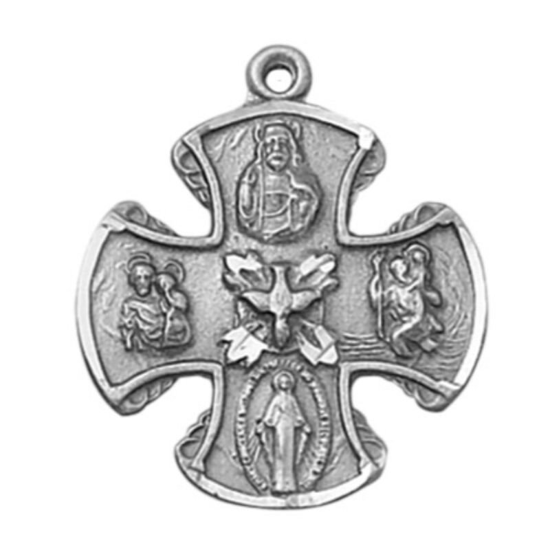 Creed® Heritage Collection Four Way Medal