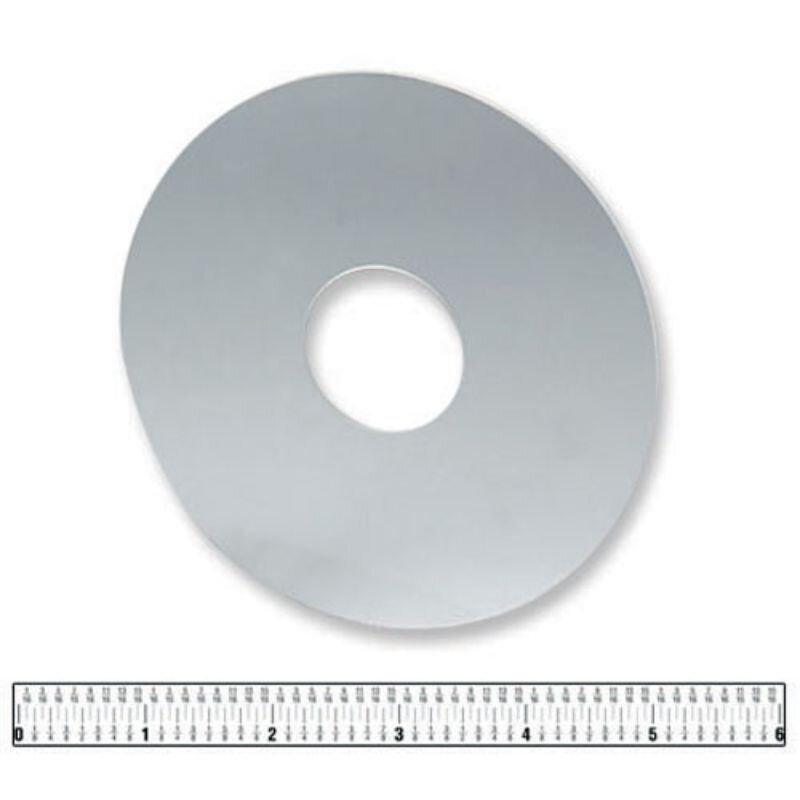 """8-1/2"""" Dia Standard Plexiglass Wax Protector"""