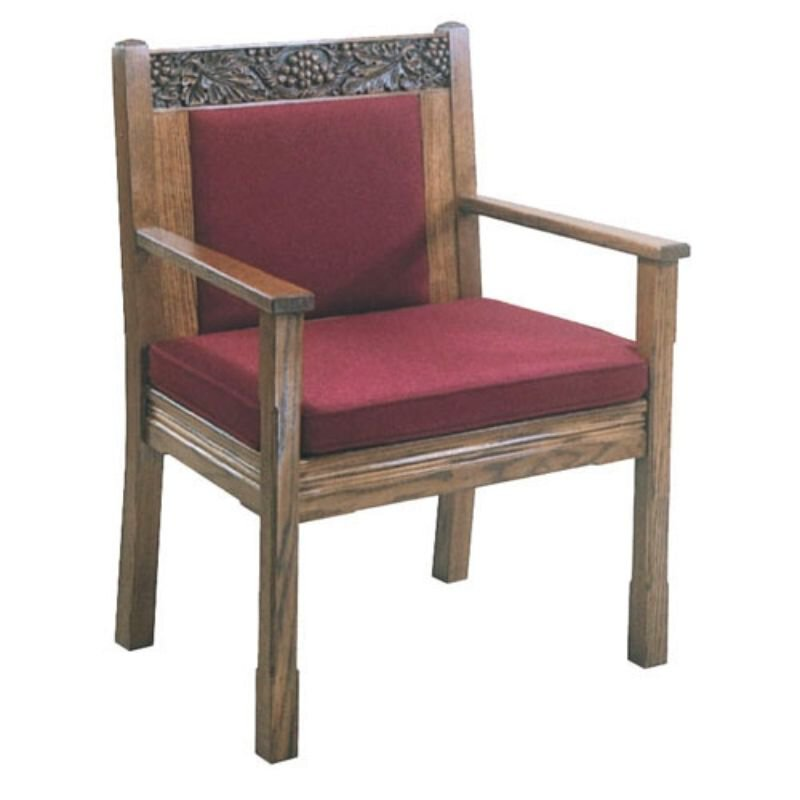 Celebrant Chair with High Back