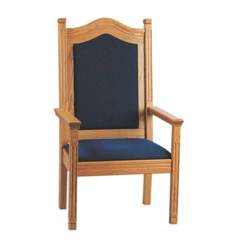 Pulpit Oak Chair