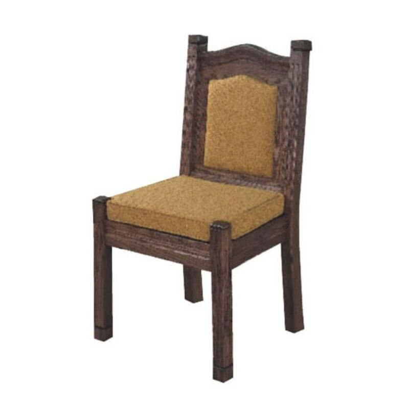 Side Oak Chair