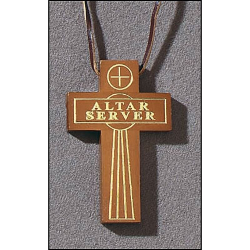 Altar Service Cross - 6/pk