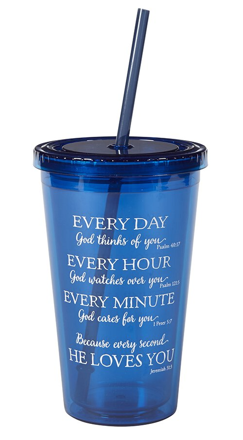 God Loves You Tumbler - 6/pk