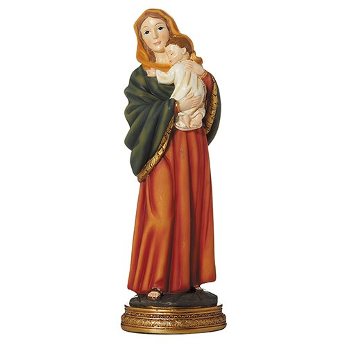 Madonna of the Streets Statue