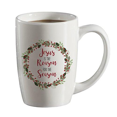 Jesus is the Reason Gift Mug - 6/pk
