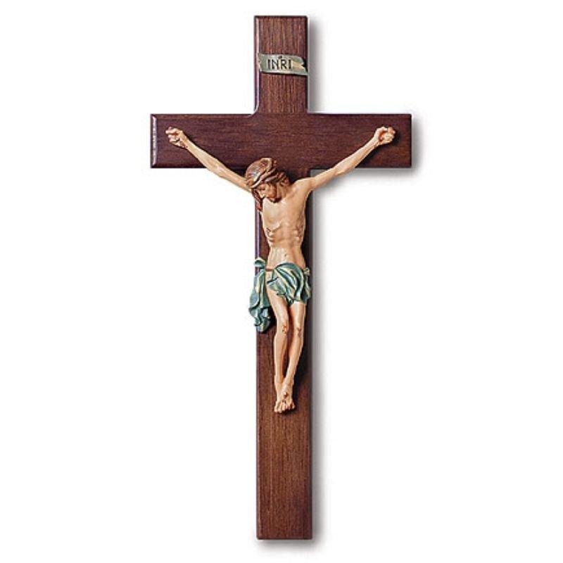"13"" Traditional Crucifix"