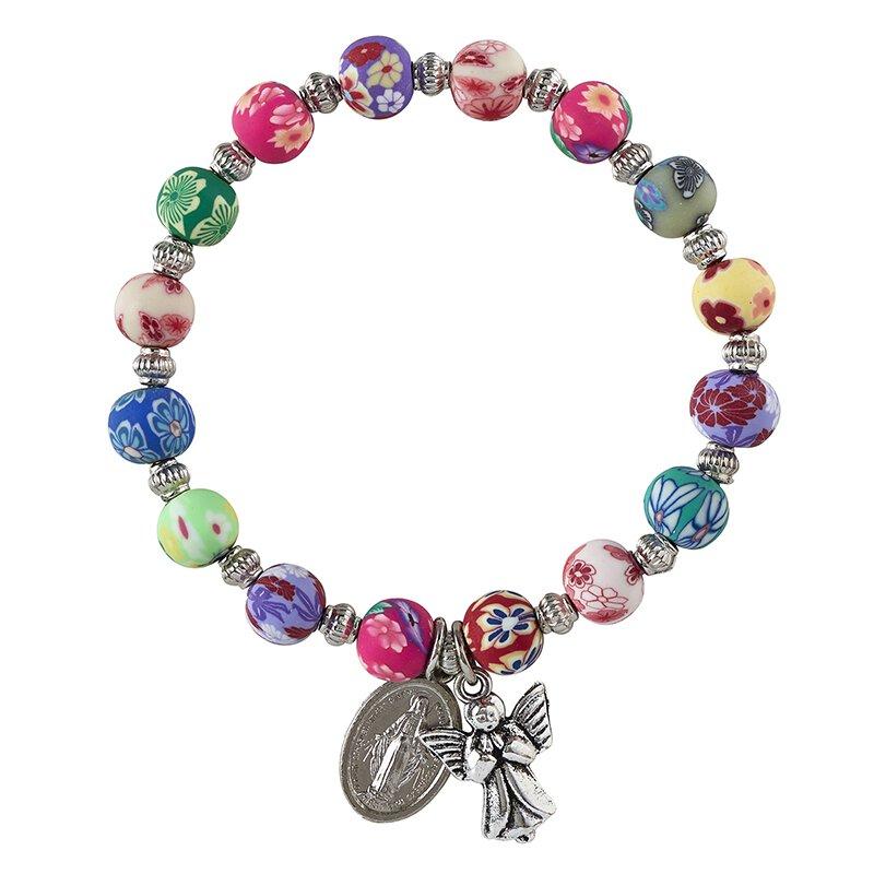 Miraculous-Guardian Angel Bracelet