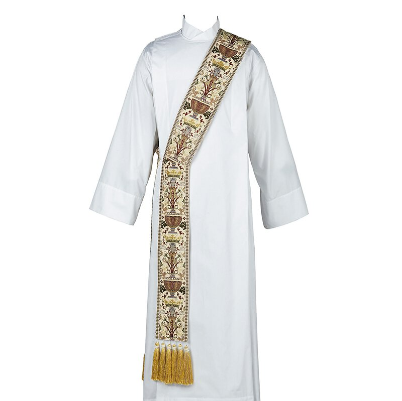 Coronation Collection Deacon Stole