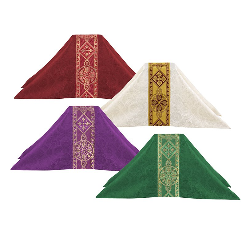 Avignon Collection Chalice Veil - Set of 4