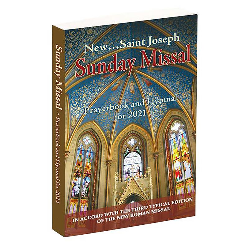 2021 St. Joseph Sunday Missal