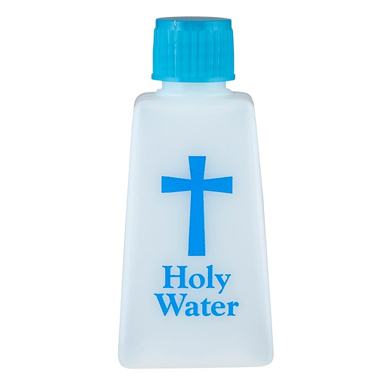 Tapered Holy Water Bottle - 24/pk