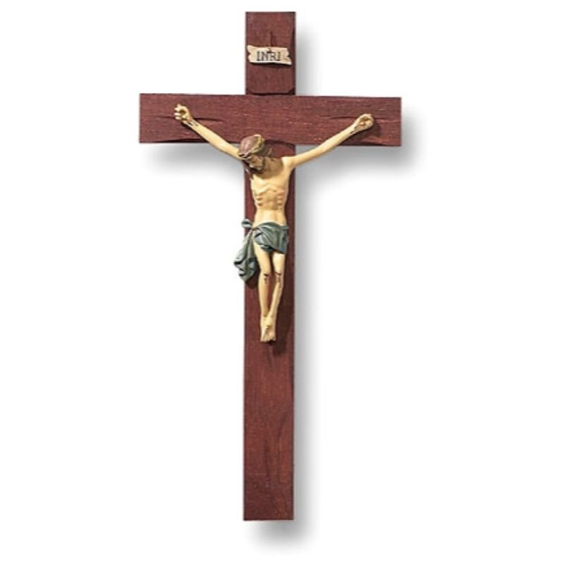 "10"" Tomaso Roma Crucifix"