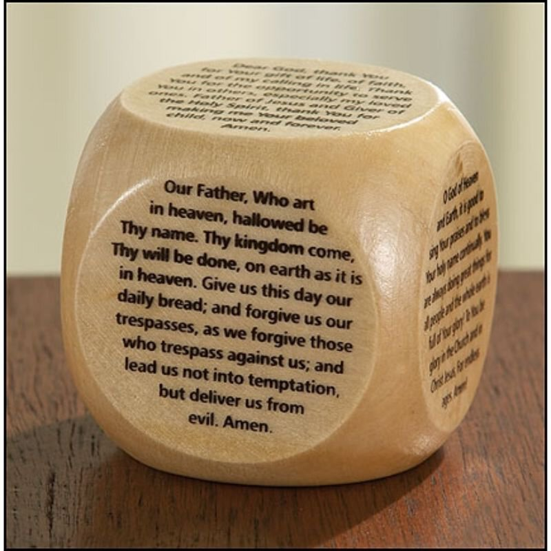 Original Prayer Cube™ - English