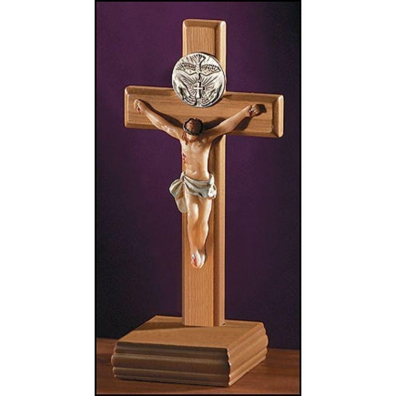 Standing Crucifix - 6/pk