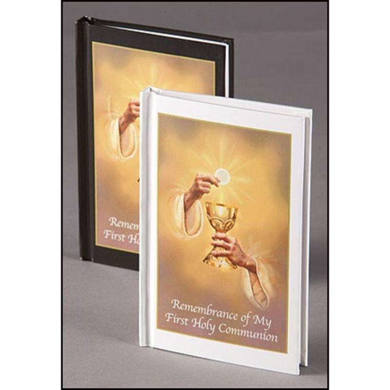 Eternal Salvation First Communion Mass Book