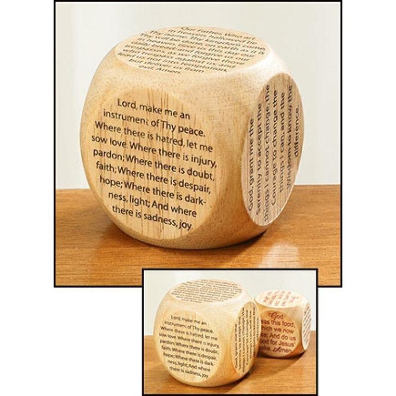 Large Original Prayer Cube™