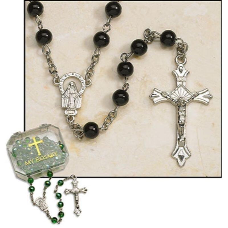 Black Rosary