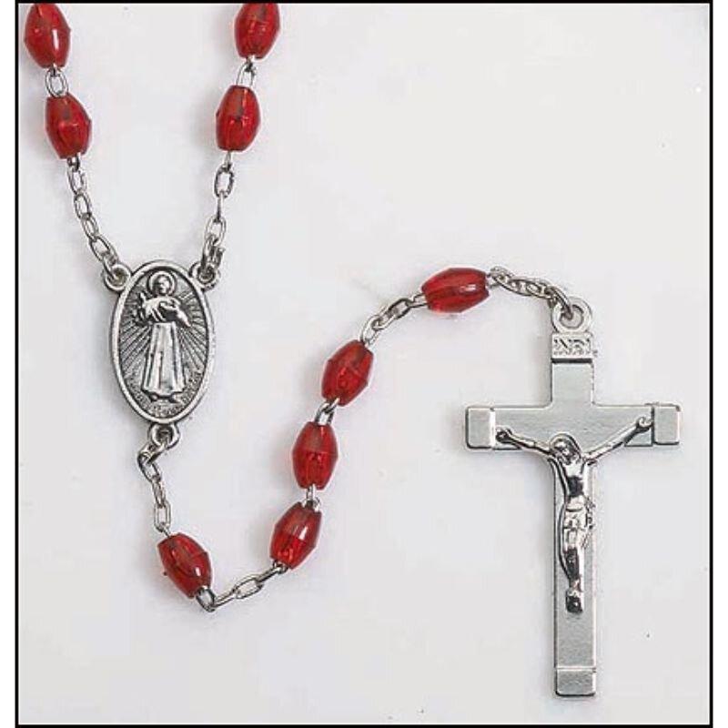 Divine Mercy Devotional Rosary - 12/pk