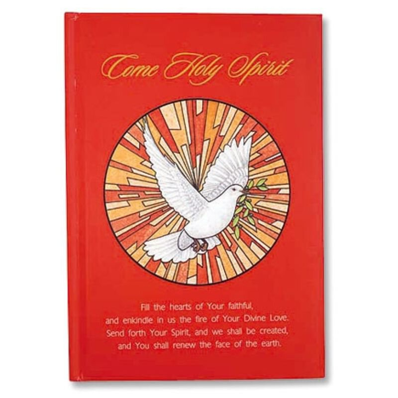 Come Holy Spirit Journal - 12/pk