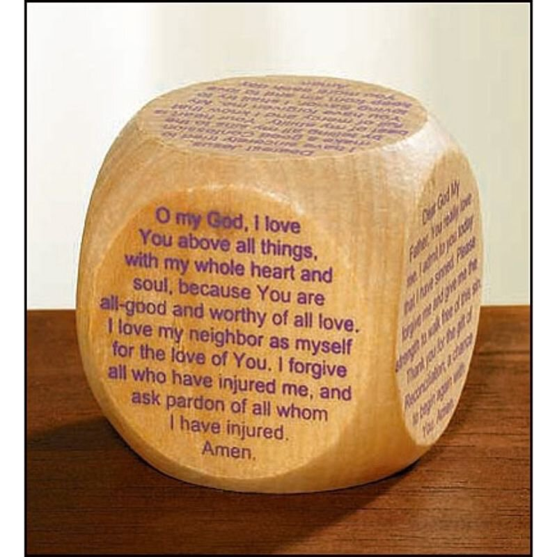 Reconciliation Prayer Cube™