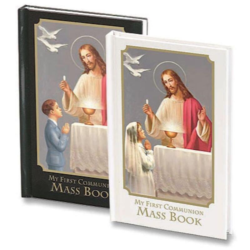 Heavenly Feast First Communion Mass Book