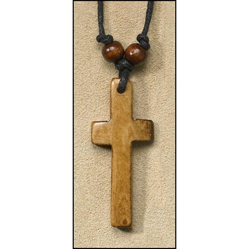 Traditional Cross Pendant - 12/pk